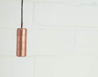 Copper Light Pull 177
