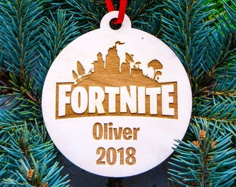 Fortnite Ornament Etsy