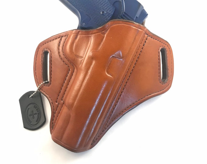 1911 Government * Ready to Ship - Handcrafted Leather Pistol Holster