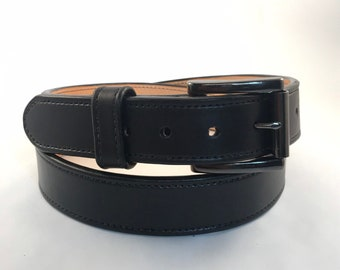 Custom Leather Gun Belt