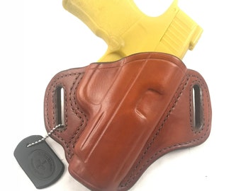 SIG p365 XL * Ready to Ship * - Handcrafted Leather Pistol Holster