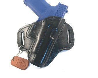Glock 48 - Handcrafted Leather Pistol Holster