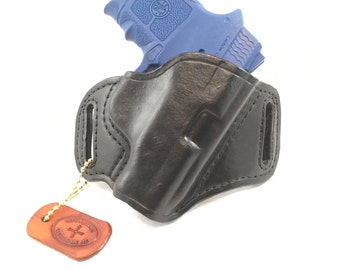 S & W MP Bodyguard - Handcrafted Leather Pistol Holster