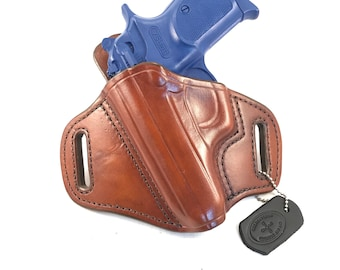 Bersa 380 Thunder - Handcrafted Leather Pistol Holster