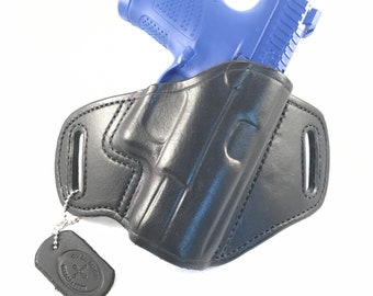 CZ P10 S - Handcrafted Leather Pistol Holster