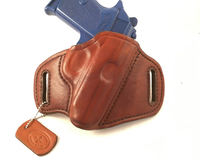 Walter PPK and PPK/S - Handcrafted Leather Pistol Holster
