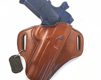 SIG 1911 - Handcrafted Leather Pistol Holster