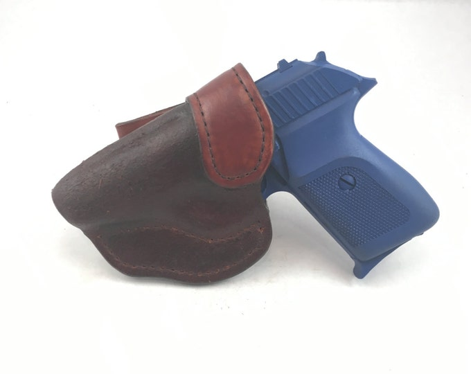SIG p230 / p232 IWB - Handcrafted Leather Pistol Holster