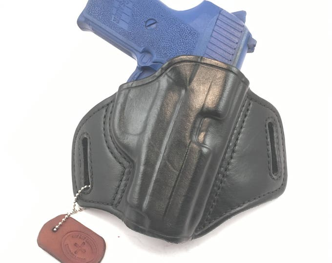 SIG p239 - Handcrafted Leather Pistol Holster