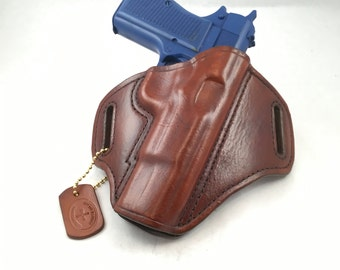 Browning Hi-Power - Handcrafted Leather Pistol Holster