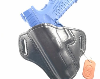 Springfield XDM 4.5 - Handcrafted Leather Pistol Holster