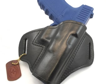 Glock 20 / 21 - Handcrafted Leather Pistol Holster