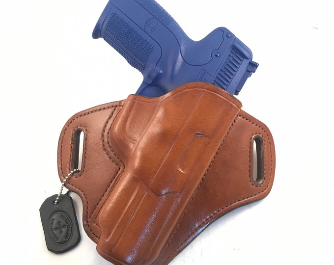 FN 5.7 - Handcrafted Leather Pistol Holster