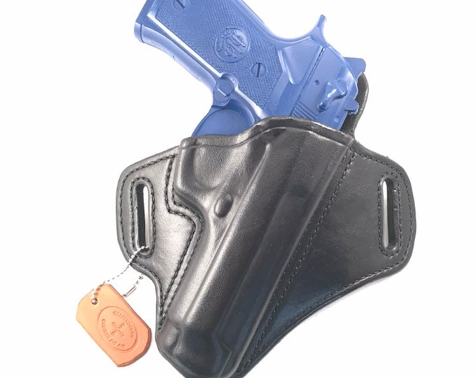 Beretta 92FS - Handcrafted Leather Pistol Holster