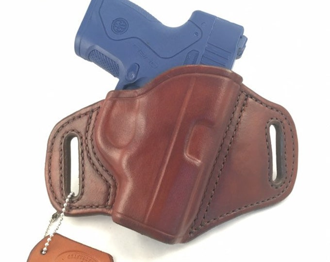 Beretta Nano - Handcrafted Leather Pistol Holster