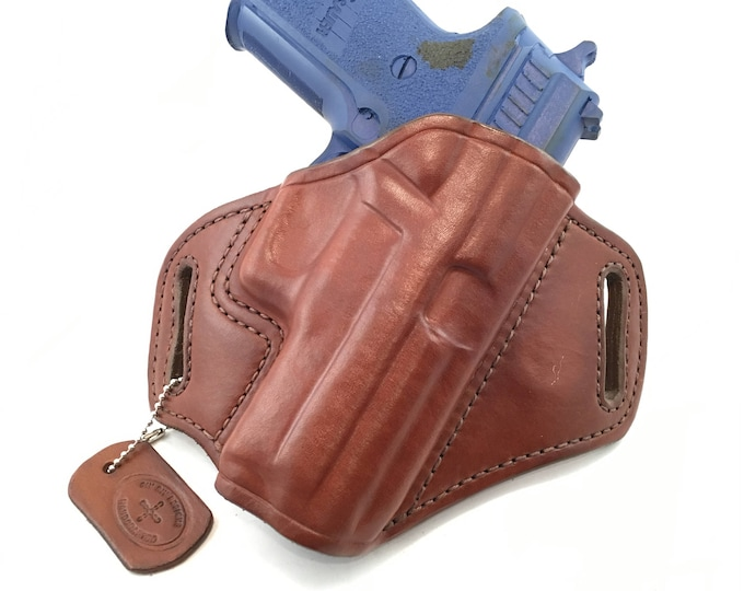 SIG p229 - Handcrafted Leather Pistol Holster