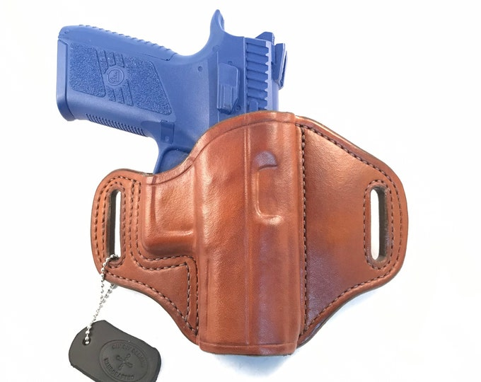 CZ P-07 - Handcrafted Leather Pistol Holster