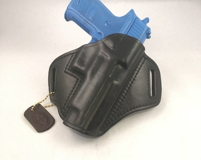 SIG p226 - Handcrafted Leather Pistol Holster