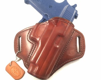 SIG p220 Full Size - Handcrafted Leather Pistol Holster