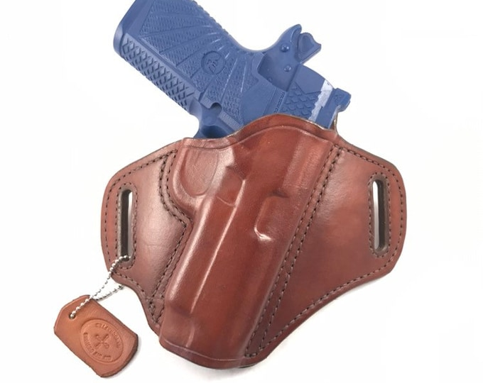 Wilson Combat EDC X9 - Handcrafted Leather Pistol Holster