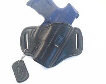 SIG p365 * Ready to Ship *- Handcrafted Leather Pistol Holster