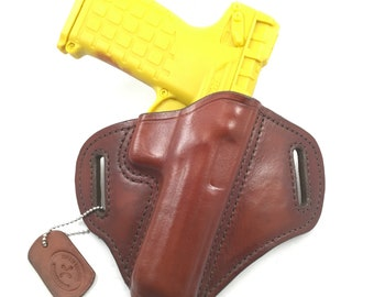 KEL-TEC PMR-30 - Handcrafted Leather Pistol Holster