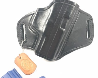 Walther PK-380 * Ready to Ship * - Handcrafted Leather Pistol Holster