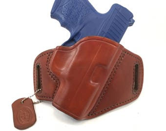 Walther PPS or PPS M2 - Handcrafted Leather Pistol Holster