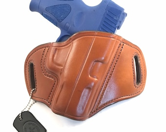 Taurus P111 G2 / G2c - Handcrafted Leather Pistol Holster