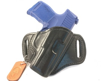 SIG p365 - Handcrafted Leather Pistol Holster