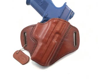 FN FNS-9 - Handcrafted Leather Pistol Holster