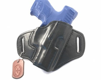 H&K VP-9SK - Handcrafted Leather Pistol Holster