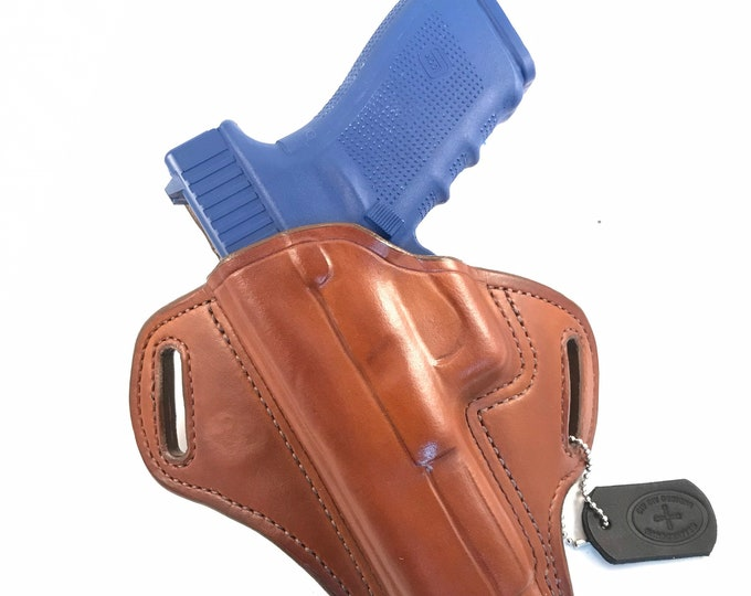 Glock 41 - Handcrafted Leather Pistol Holster