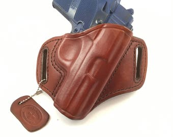 SIG p938 - Handcrafted Leather Pistol Holster