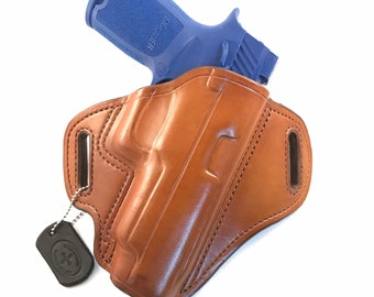 SIG M-17 - Handcrafted Leather Pistol Holster