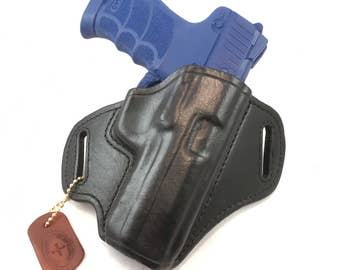 H&K .45 - Handcrafted Leather Pistol Holster