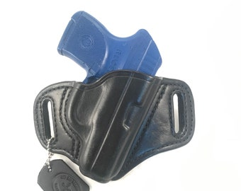Ruger LCP 380 - Handcrafted Leather Pistol Holster