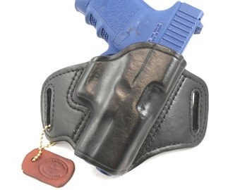 Glock 29 / 30 / 30s - Handcrafted Leather Pistol Holster
