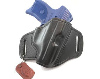 Ruger LC-9 - Handcrafted Leather Pistol Holster