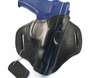 CZ 75  PCR *Ready to Ship* - Handcrafted Leather Pistol Holster