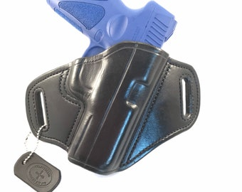 Taurus G3 * Ready to Ship * - Handcrafted Leather Pistol Holster