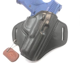 S & W MP .40/9MM - Handcrafted Leather Pistol Holster