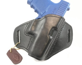Glock 36 - Handcrafted Leather Pistol Holster