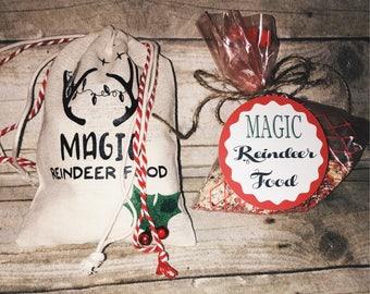 Magic reindeer food | christmas traditions | christmas gift
