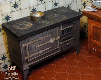 Antique Kitchen Etsy