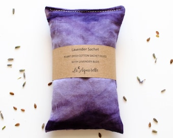 Herbal Sleep Sachet, Lavender Pillow, Organic gift, Sleep aid, Wedding Stress Relief Aromatherapy, Wedding Favours, Mother's Day Gift