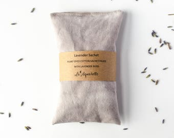 Calming Lavender Herbal Sleep Sachet, Stress Relief Gift for Him, Calming Gift, Sleep Aid, Antistress Gift, Relaxation Gift, Soothing Gift