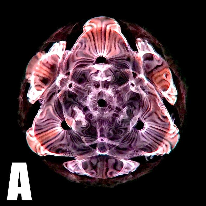 Cymatic Images  Original Photography by Thomas B. Carsecka © image 0