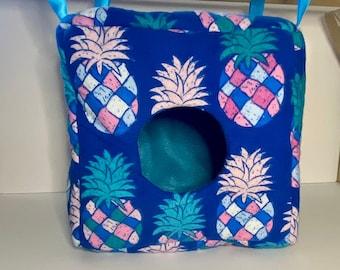 Multicolor Pineapple Cube