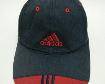 a673a85ab3b Rare Vintage ADIDAS Hat Cap Adidas Cap Rare Design Sport
